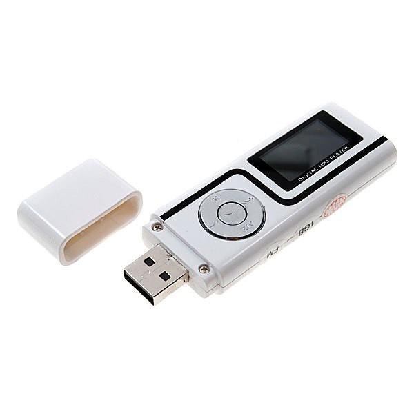 FM MP3 1Gb grotuvas su FM radiju Stylish Stick