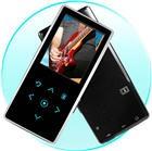 MP4 Grotuvas 4GB - Music Lovers Edition - Sensorinis valdymas!