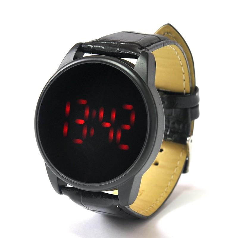 "LED laikrodis liečiamu ekranu ""Revolte"""