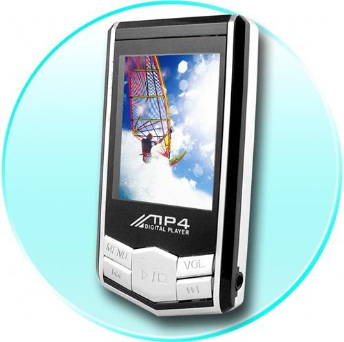 CoolD MP4 Grotuvas - 4GB - 1.8 colių ekranas