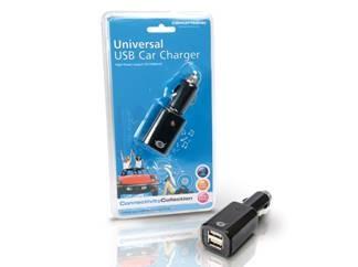 Conceptronic USB prietaisų kroviklis (12v) automobilinis