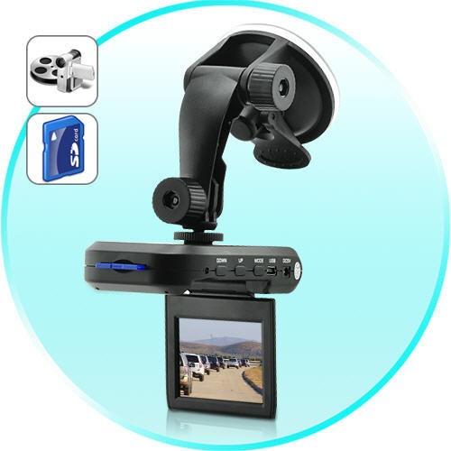 """Vaizdo Kamera - Automobilio Juodoji Dėžė 2.5"""" LCD (Motion Detection)"""