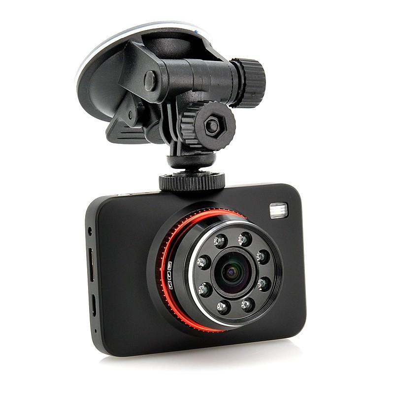 Vaizdo Registratorius Car Blackbox DVR 1080FHD (HDMI, 4X Zoom, NightVision, G-Sensor)