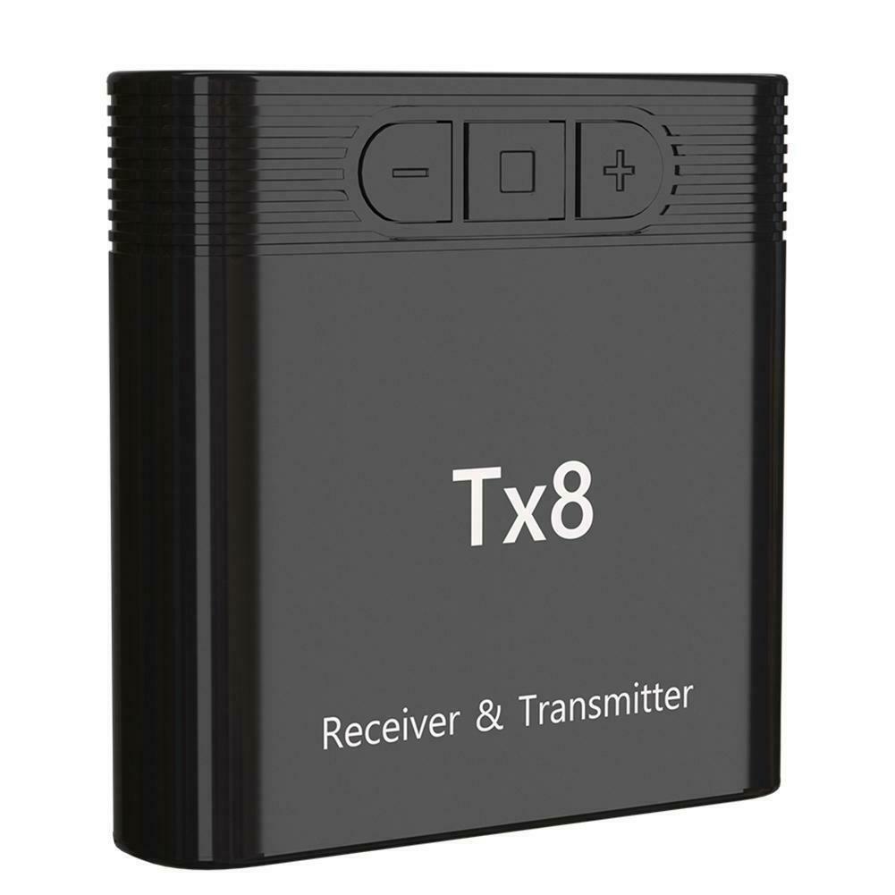 Bluetooth Audio Adapteris (Siųstuvas ir Imtuvas 2-in-1) TX8