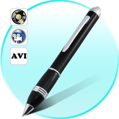 Spy Pen HD Slapta Kamera - Rašiklis (2-8Gb microSD 1280 x 960 25FPS)