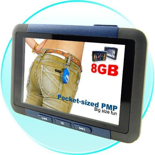 """8Gb MP3/MP4 Grotuvas Su 3"""" Colių Ekranu"""