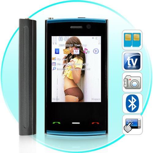 Mobilusis Telefonas Avalon QuadBand (Dual SIM,  TV)