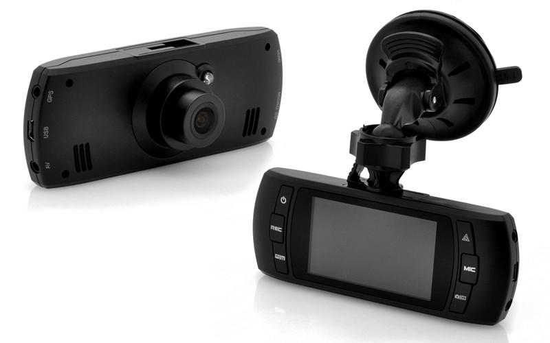 1080p vaizdo registratorius su 2.7 colių ekranu