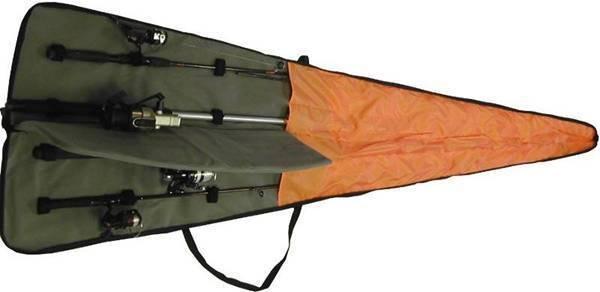 Meškerių Dėklas PrecisionPak Cape Fishing Rod/Reel Storage Case