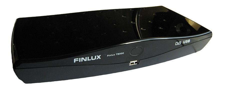 Skaitmeninis TV Imtuvas Finlux T8000 (Lietuviškas Meniu, USB Įrašymas)