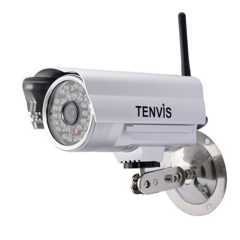 Lauko Apsaugos Kamera TENVIS IP602W (WIFI, Nightvision)