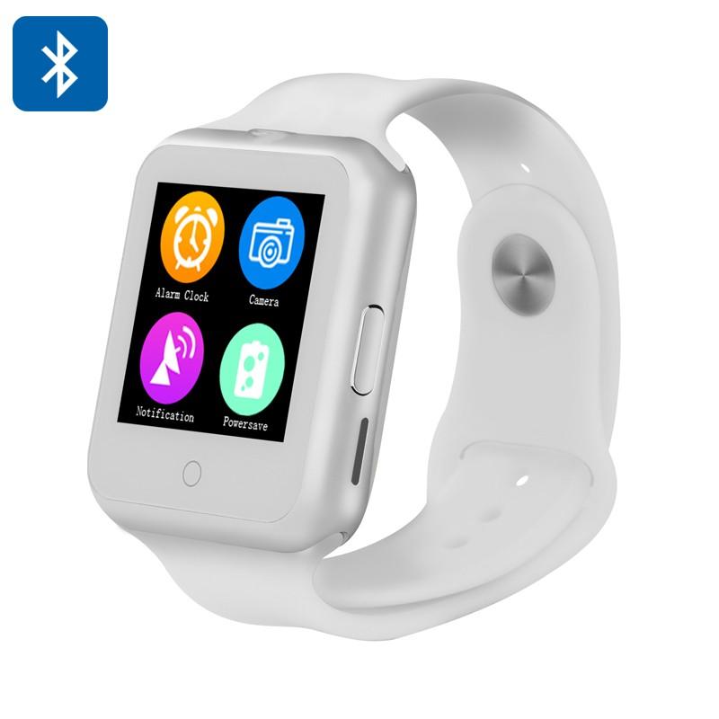 "Išmanusis Laikrodis - Telefonas ""No. 1 D3"" (Quad Band GSM, Pulsometras, Žingsniamatis, 1,44"" Touchscreen)"