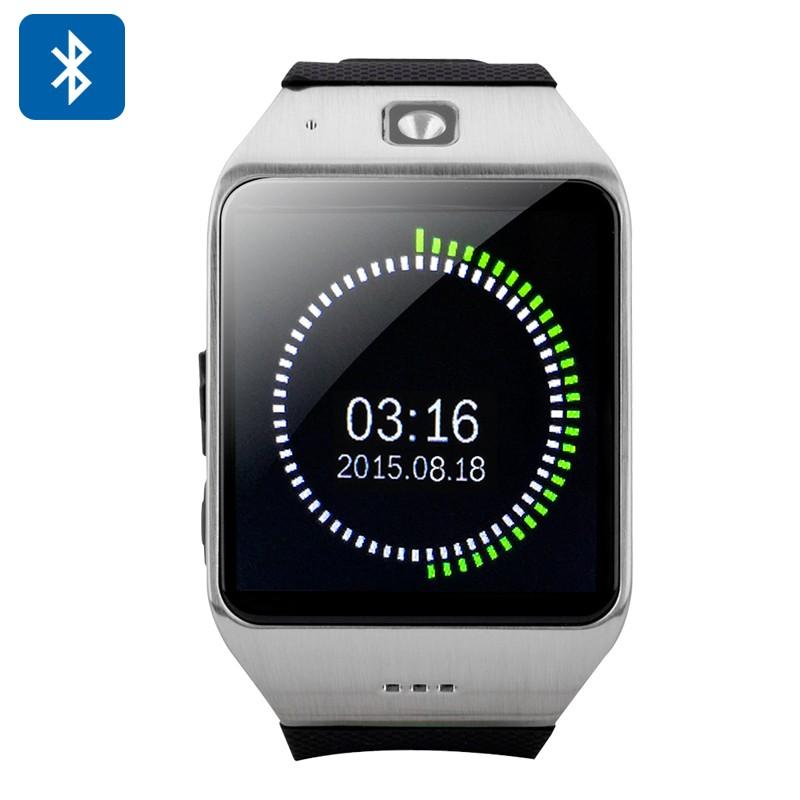 """Išmanusis laikrodis - telefonas """"Uhappy UW1"""" - Bluetooth, Žingsniamatis, GSM, SD Card, 1,54"""" Ekranas"""