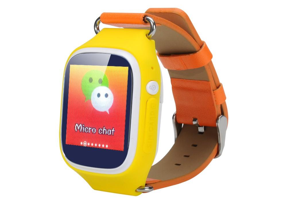 Laikrodis Vaikams Su GPS Sekliu, Wifi, GSM, Žingsniamačiu