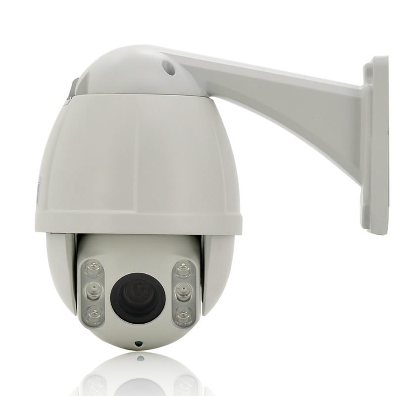960p IP lauko kamera (1.3 Mpx, 10x optinis priartinimas, 100m naktinis matymas)