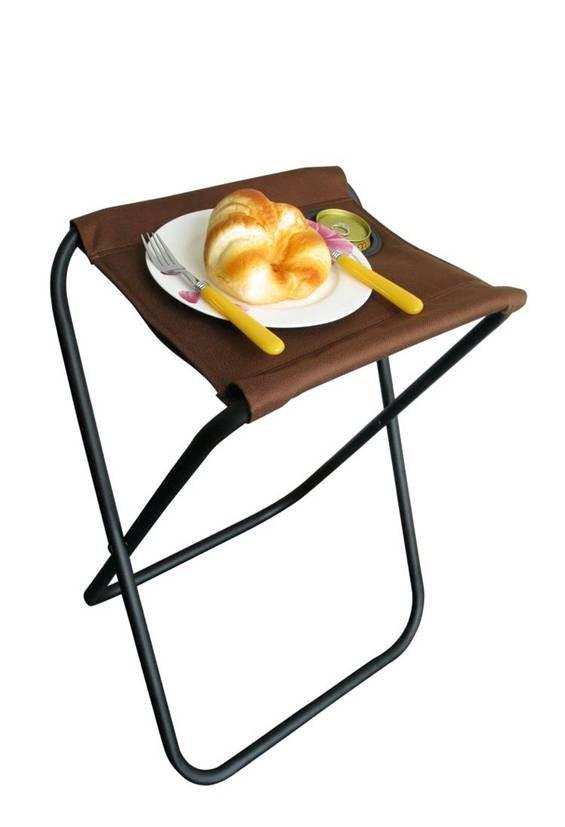 Turistinis Užkandžių Staliukas-Kėdutė PrecisionPak Snack Table