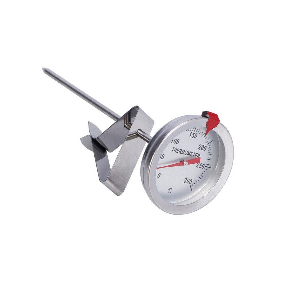 Kontaktinis Termometras Aliejui (0-300°C)