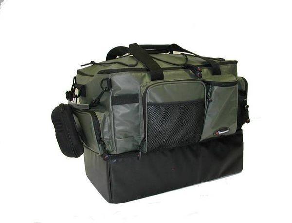 Didelis dviejų dalių krepšys Ozark Detachable Tackle Sports Iš PrecisionPak