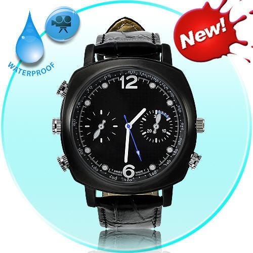 Laikrodis Su Slapta Kamera Spy Pro HD SpyWatch 8Gb (Waterproof)
