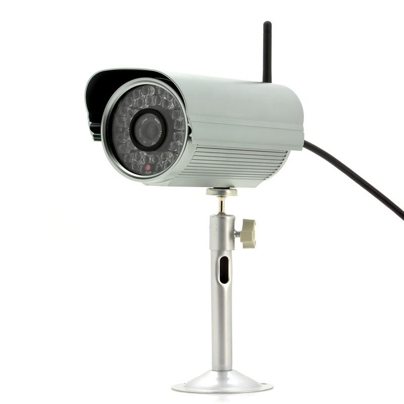 """Belaidė Lauko IP Kamera """"FLASH"""" (Wifi, 40 m Nightvision, 720p, ONVIF)"""