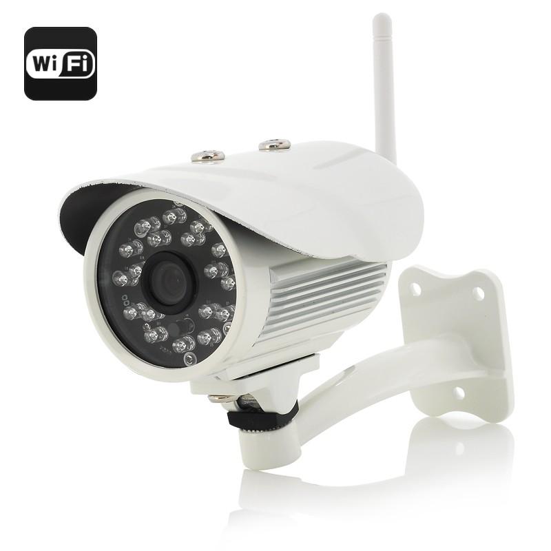 Lauko IP Apsaugos Kamera Su Wifi