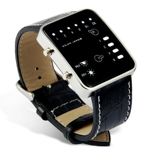 "Vyriškas LED Laikrodis ""Singularity"""
