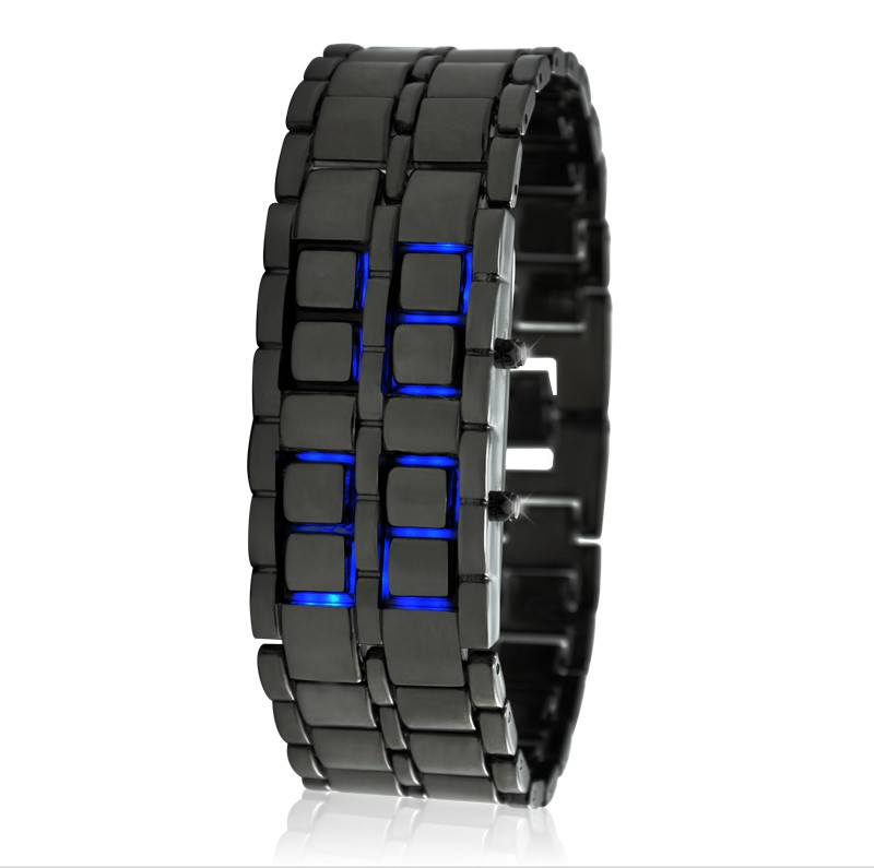 "LED laikrodis ""Ice Samurai"""