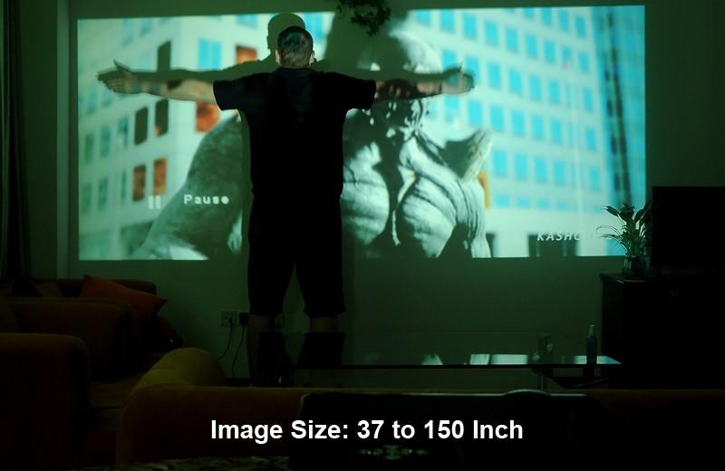 led projektorius