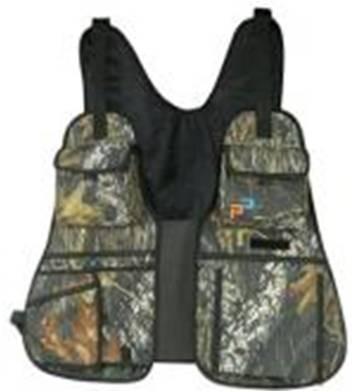 Liemenė Žvejams/Medžiotojams PrecisionPak Pocket Vest II