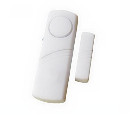 Belaidė Langų Ir Durų Signalizacija (Magnetinis Sensorius)