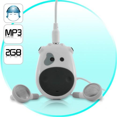 MP3 Grotuvas Mini MOO 2Gb