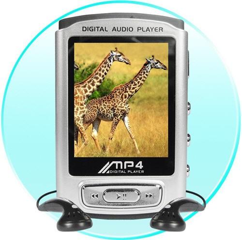 MP4 Grotuvas 2GB - 1.8 Colio Ekranas (su Slaptažodžio Funkcija!)