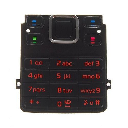 Nauja Mobiliojo Telefono Klaviatūra Nokia 6300