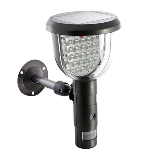 Lauko Kamera - LED Lauko Šviestuvas Su Judesio Davikliu