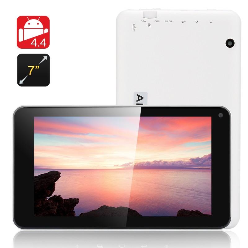"Planšetinis kompiuteris ""Eta"" - Android 4.4, 8Gb Memory, 7"" Ekranas, OTG"