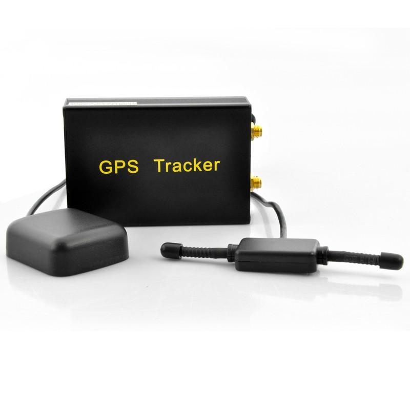 Automobilio GPS Sekimo Įranga (Quad Band, SIM, Variklio atjungimas)