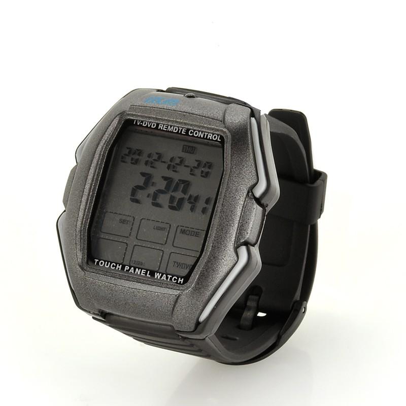 """Multifunkcinis Laikrodis """"Switch"""" Su Liečiamu Ekranu Bei Nuotoliniu Valdymo Pulteliu"""