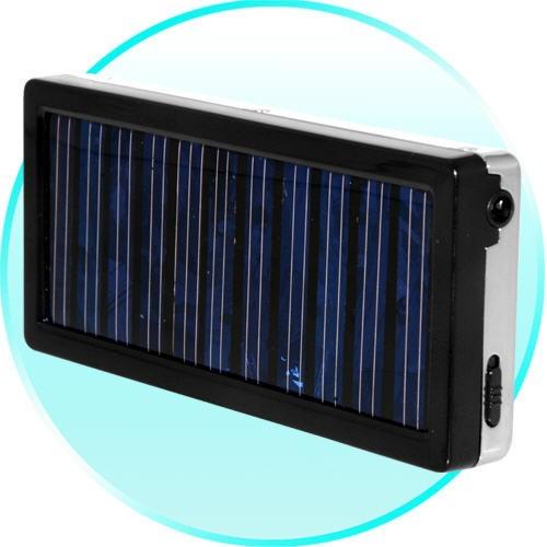 Saulės Baterija (elementas) - Mobiliųjų Telefonų Įkroviklis