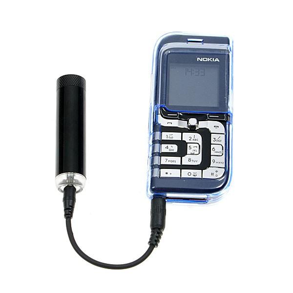 Atsarginis Mobiliųjų Telefonų Įkroviklis Iš AA Baterijos