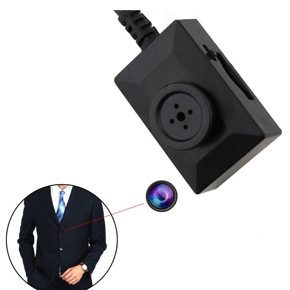 Slapta Kamera Sagoje (1280x960p, 2M laidas, MicroSD įrašymas)