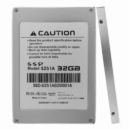 64Gb SSD Kietasis Diskas. Sata Drive HD