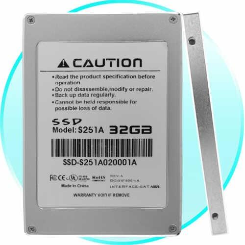 32Gb SSD Kietasis Diskas. Sata Drive HD
