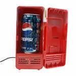 USB Coca Cola Mini Gėrimų Šaldytuvas