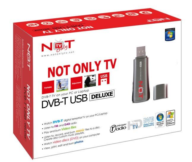 Skaitmeninės TV USB imtuvas LV5T DELUXE