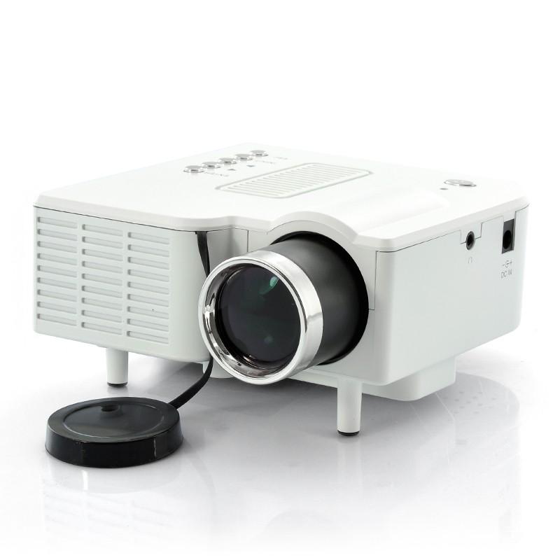 LED Projektorius PortiMax HDMI (320x240, 300:1, VGA, HDMI)