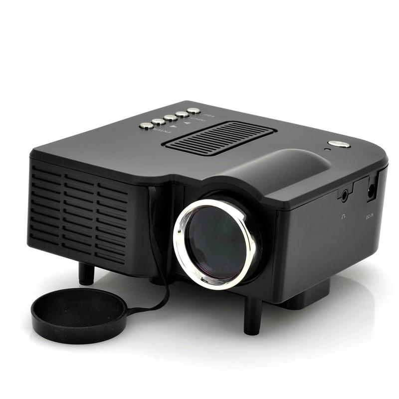 Mini LED Projektorius PortiMax-300 (300:1, 320x240, 30 Lumens)