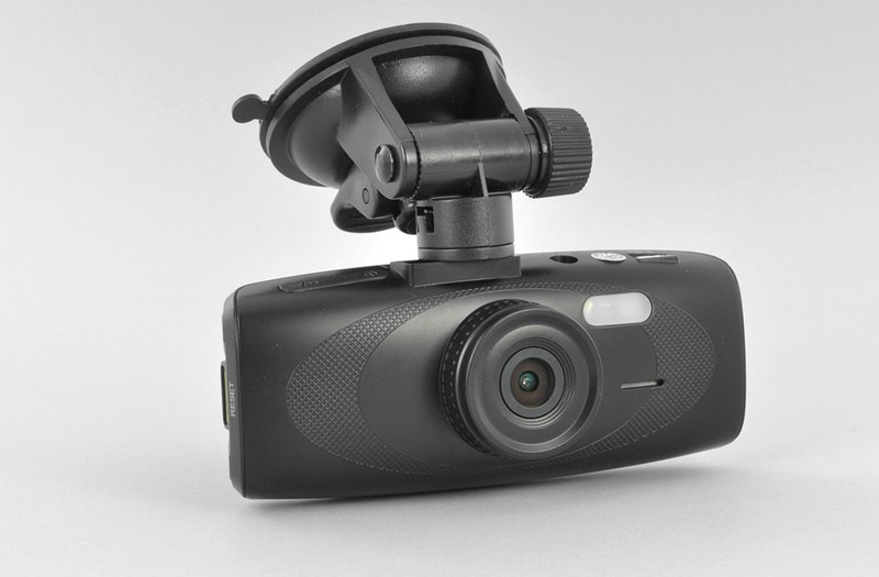 Vaizdo Registratorius LCD Car DVR 1080p 30FPS, 5Mp, G-sensor, 4x Digital Zoom