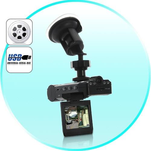 Videoregistratorius - Juodoji Dėžė Automobiliui (Dual Camera + Nightvision)