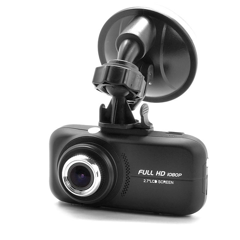 """1080p Full HD Vaizdo Registratorius """"Slipstream"""" (G-Sensorius, plačiakampis filmavimas)"""