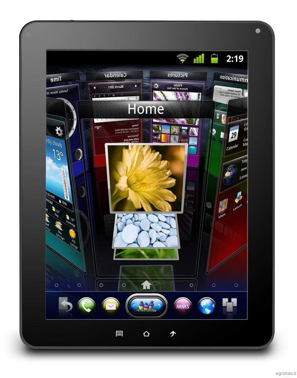Planšetinis kompiuteris ViewSonic ViewPad 10e WLAN 3G Bluetooth